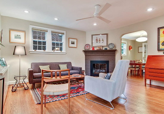 Best New Listings: A Triplex in Naylor Court and Breaking From Tradition in Georgetown: Figure 1