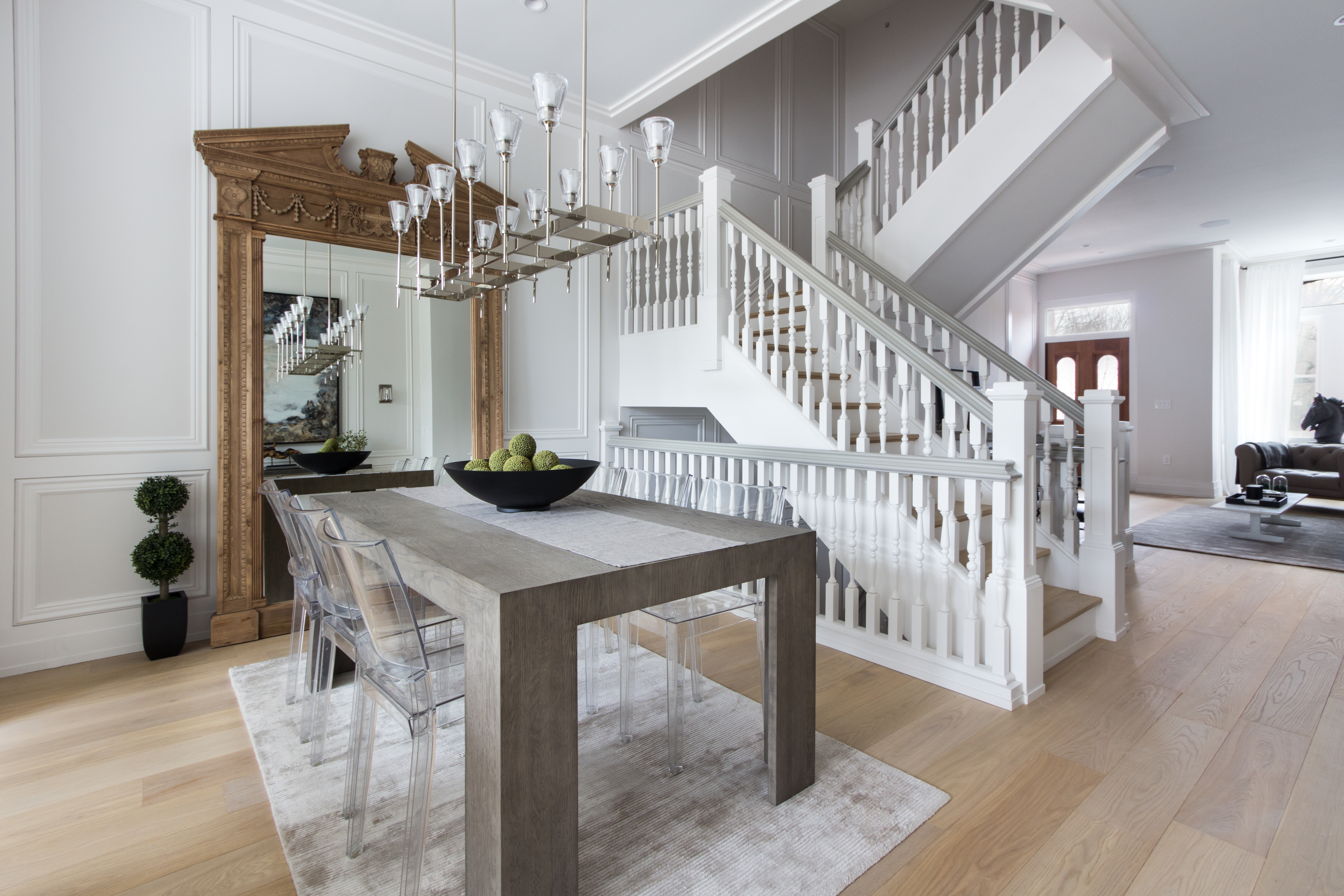 Five Exquisite Townhomes with a Twist Debut on Capitol Hill: Figure 1