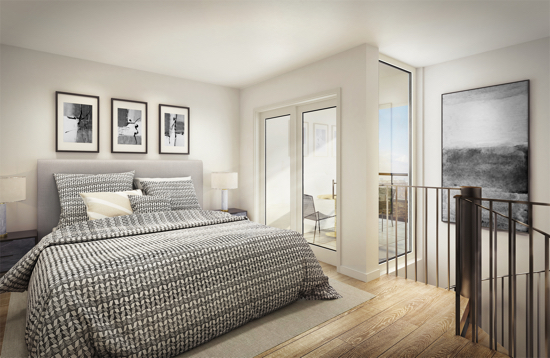 An Exclusive Chance to See Barracks Row's Hottest New Condominium: Figure 3