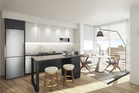 An Exclusive Chance to See Barracks Row's Hottest New Condominium: Figure 1