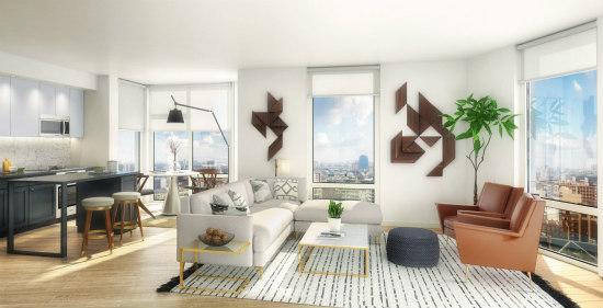 An Exclusive Chance to See Barracks Row's Hottest New Condominium: Figure 2