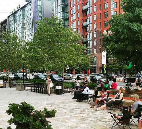 Mount Vernon Triangle: A Nexus Neighborhood in Need of Green: Figure 3