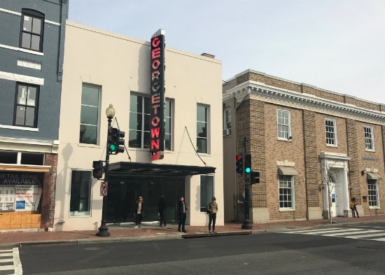 Compass Coffee Will Open at Old Georgetown Theater: Figure 1