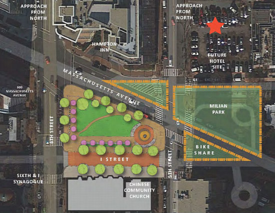 A Downtown Woonerf? A New Green Space Gateway for Chinatown: Figure 2