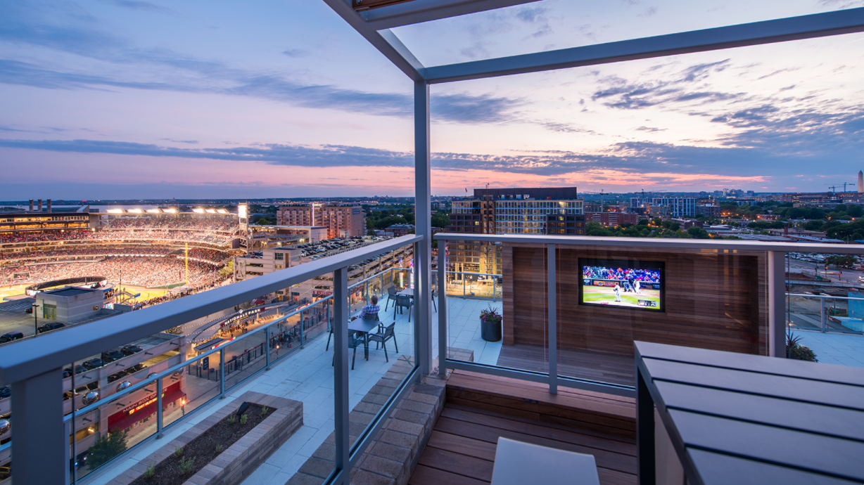 The DC Apartment Buildings that Provide a Peek into Nationals Park: Figure 3