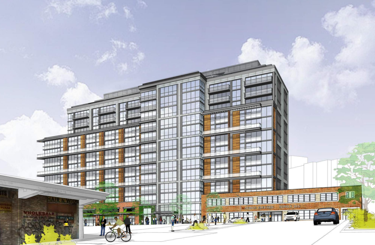 A Few New Looks for Union Market Maurice Electric Redevelopment: Figure 4