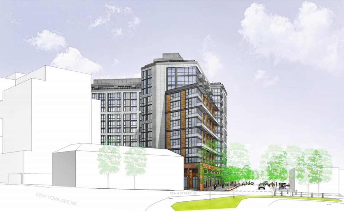 A Few New Looks for Union Market Maurice Electric Redevelopment: Figure 2