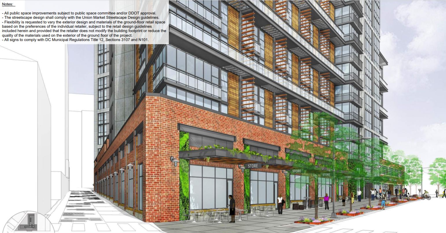 A Few New Looks for Union Market Maurice Electric Redevelopment: Figure 3