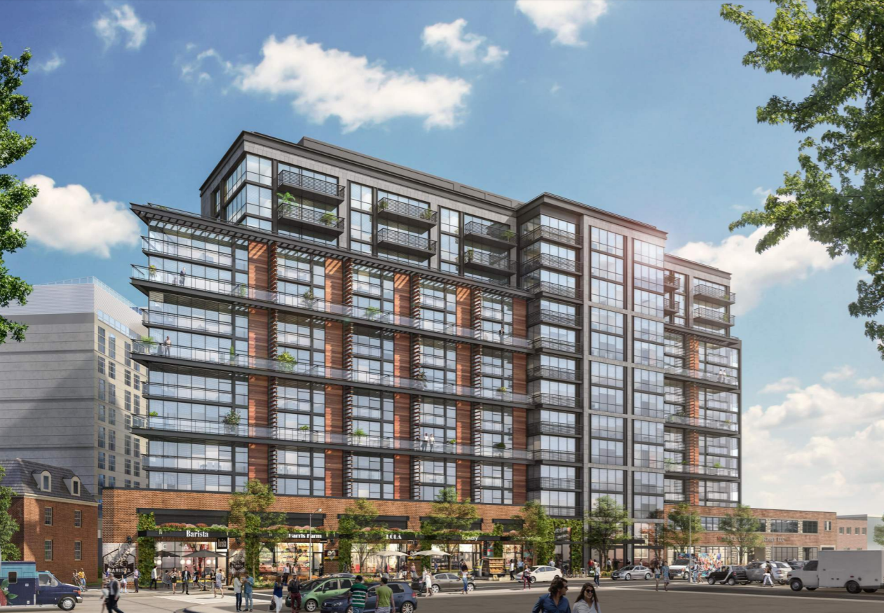 A Few New Looks for Union Market Maurice Electric Redevelopment: Figure 1