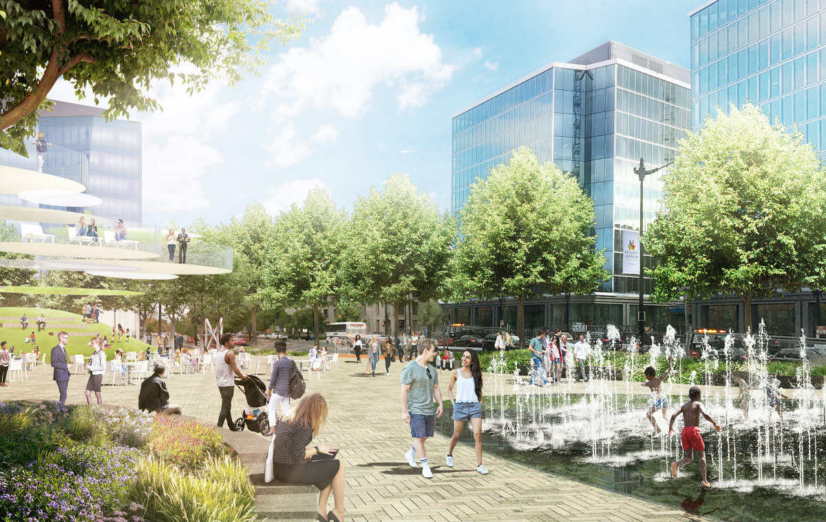 A New Park For Mount Vernon Triangle?: Figure 1