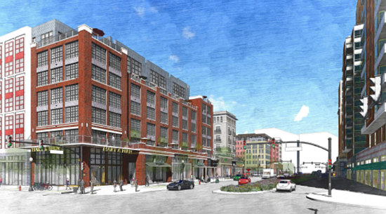 Two Towers with 340 Units: JBG Smith's Plans for Pen Place: Figure 2