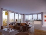 The 182 Luxury Condos Selling in NoMa's Commercial Center