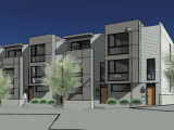 15 Workforce Housing Rowhomes Proposed for Marshall Heights