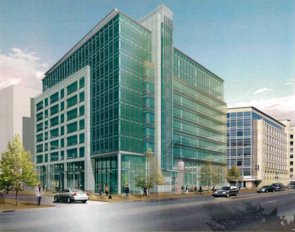 DDOT May Be Headed to New Navy Yard Headquarters: Figure 1