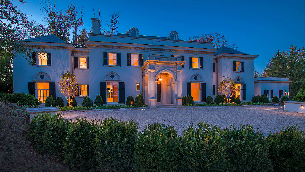 DC's $20 Million Former Cafritz Mansion Finds a Buyer: Figure 1