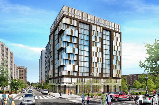 From Luxury Hotels to Affordable Housing: The Development on Tap for Mount Vernon Triangle/Chinatown: Figure 7