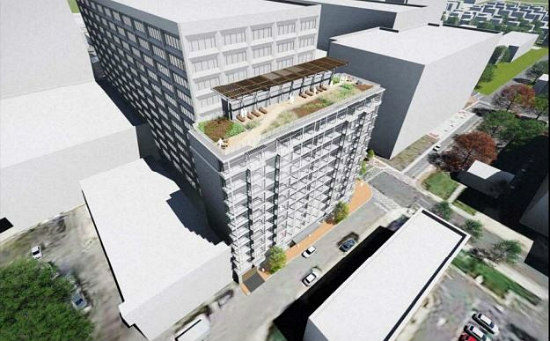 The 3,350 Residential Units Planned for Downtown Bethesda: Figure 2