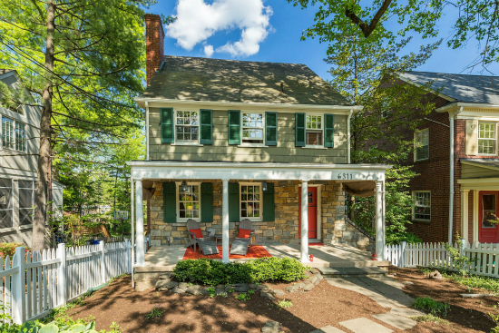 Home Price Watch: Competition Reigns in Chevy Chase DC: Figure 1