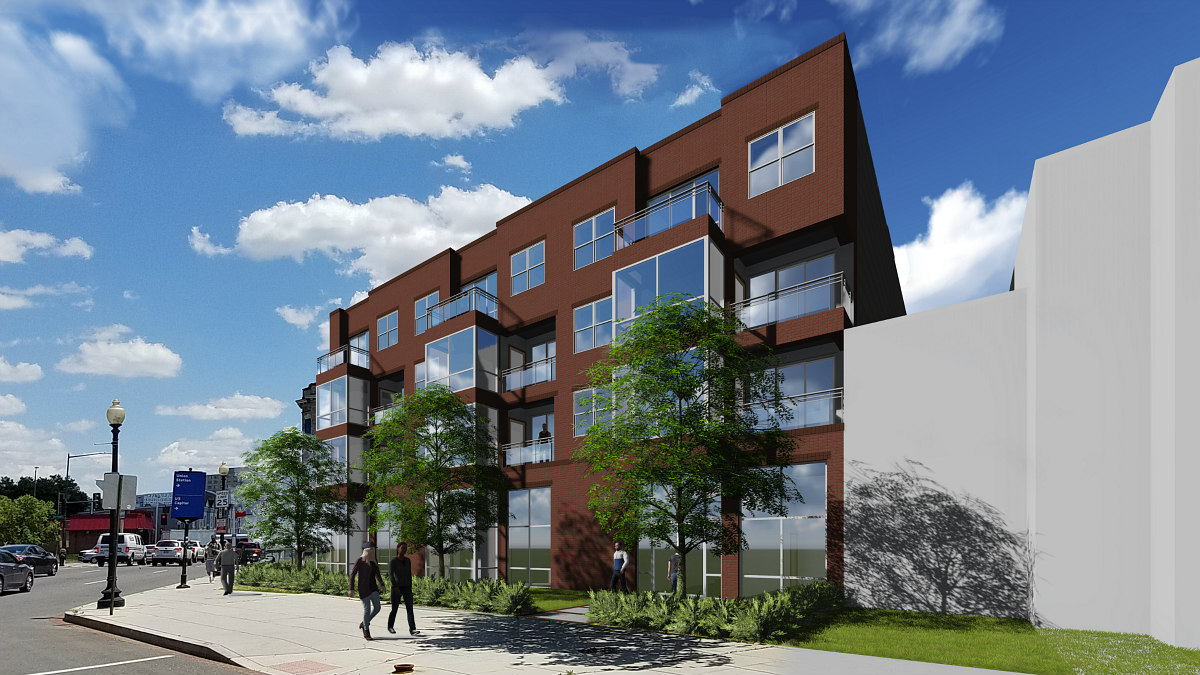 All-Affordable Development Planned for Florida Avenue and Q Street: Figure 1