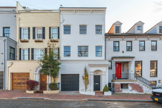 The DC Housing Market Was Firing on All Cylinders in April: Figure 1