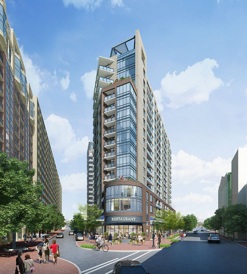 Downtown Dc Apartments: The 3,350 Residential Units Planned For Downtown Bethesda