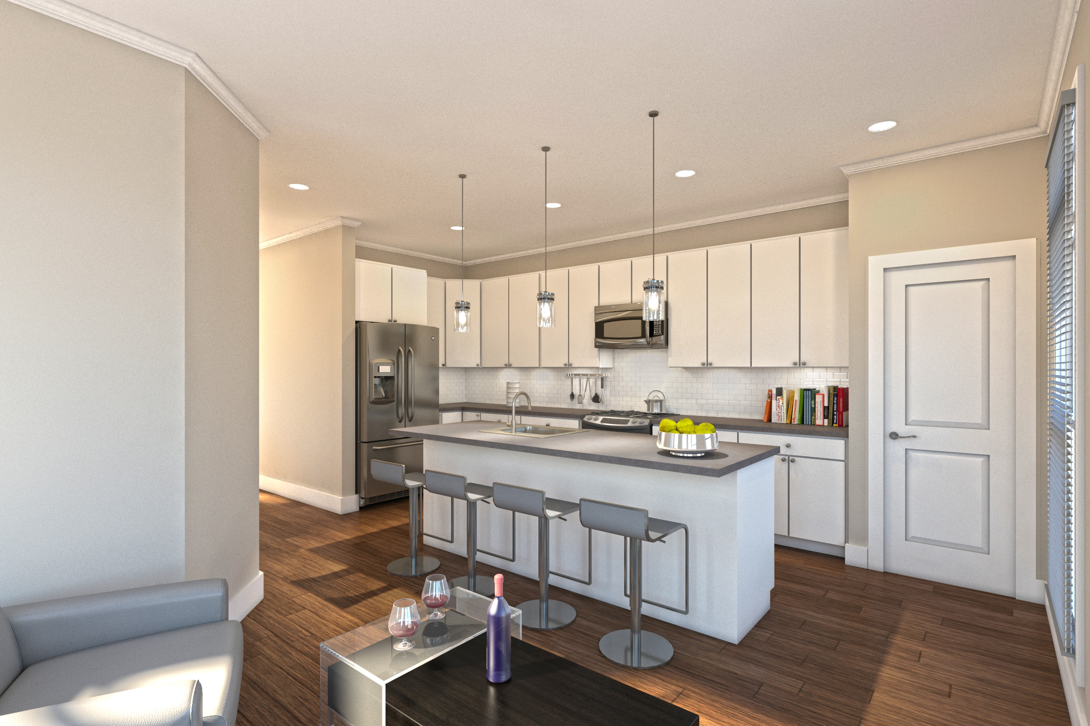 A First Look at the Homes Coming to Georgia Row at Walter Reed: Figure 2