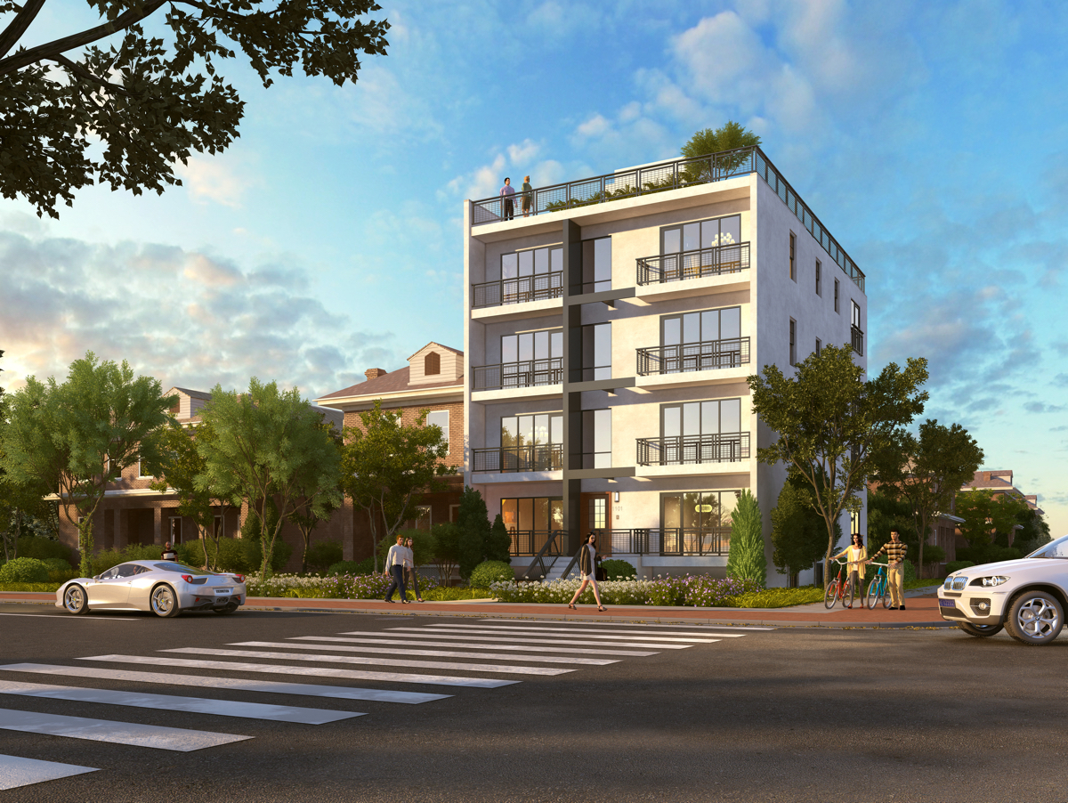 9 Condos Priced from the High $200s Debut Next to Walter Reed: Figure 1