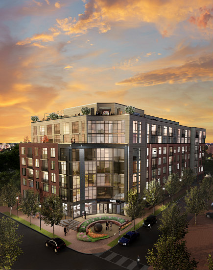 The 3,350 Residential Units Planned for Downtown Bethesda: Figure 5