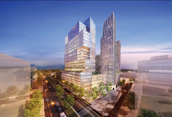 The 3,350 Residential Units Planned for Downtown Bethesda: Figure 6