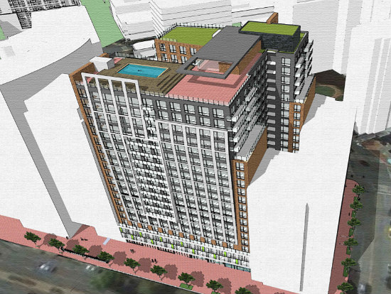 The 3,350 Residential Units Planned for Downtown Bethesda: Figure 11