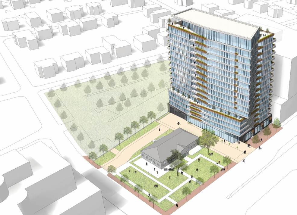 Massive Mixed-Use Development Planned Adjacent to the Bethesda Farm Women's Market: Figure 2