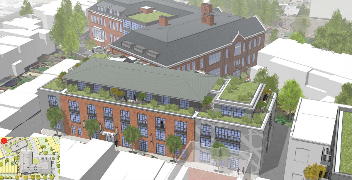 40 Apartments and a Museum Off U Street: The Grimke School Redevelopment Moves Ahead: Figure 3