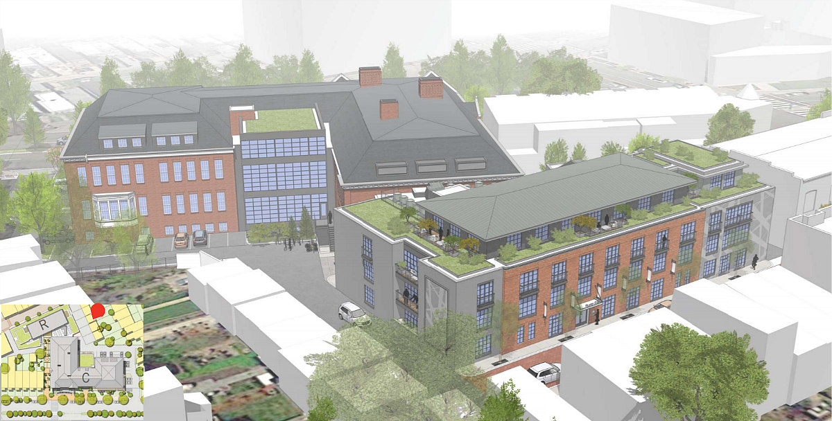 40 Apartments and a Museum Off U Street: The Grimke School Redevelopment Moves Ahead: Figure 2
