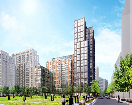 Hello, Amazon? The 1,200 Residential Units Coming to Crystal City: Figure 6