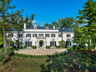 DC's $20 Million Former Cafritz Mansion Finds a Buyer