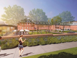 A New Look for Tenleytown's Fannie Mae Redevelopment