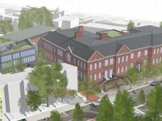 40 Apartments and a Museum Off U Street: The Grimke School Redevelopment Moves Ahead