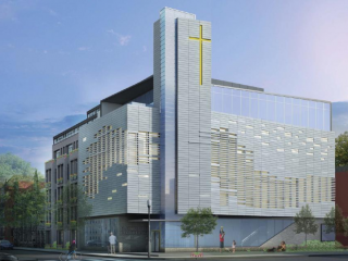 Restraining Order Allows Work to Resume at St. Thomas Church Development in Dupont Circle