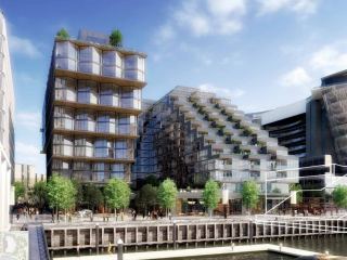 The 317 Units and 116 Hotel Rooms Remaining for The Wharf and a Look at What Has Already Delivered