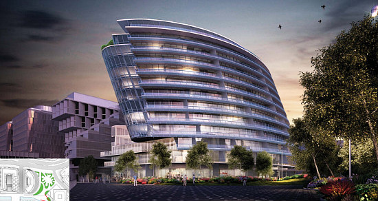 The 317 Units and 116 Hotel Rooms Remaining for The Wharf and a Look at What Has Already Delivered: Figure 6