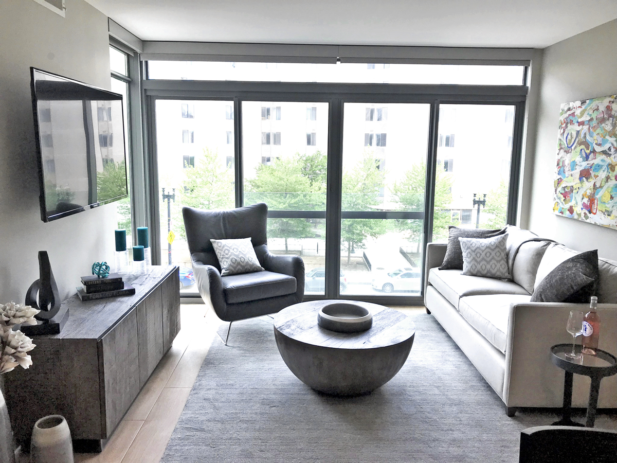 More Neighborhood Hotspots Come to Lydian + Lyric, Mount Vernon Triangle's Newest Luxe Apartments: Figure 4