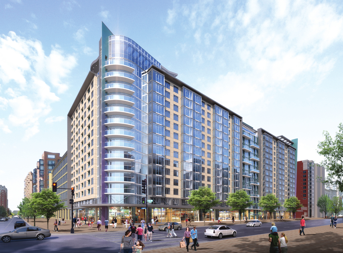 More Neighborhood Hotspots Come to Lydian + Lyric, Mount Vernon Triangle's Newest Luxe Apartments: Figure 1