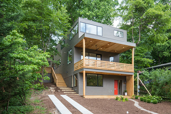 Best New Listings: Two Capitol Hill Charmers and a Takoma Park Treehouse: Figure 1