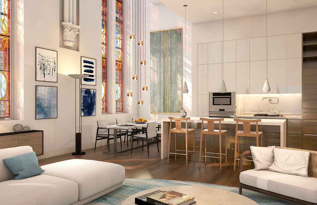 A Stanton Park Church Will Become Six High-End Condos: Figure 3