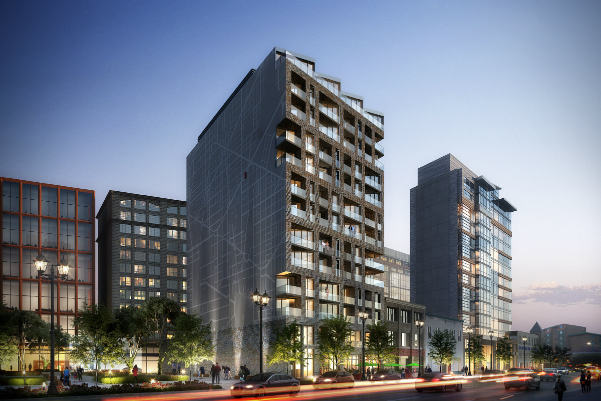 Tribeca Comes to NoMa: 99 Condominiums Planned for New York Avenue: Figure 1