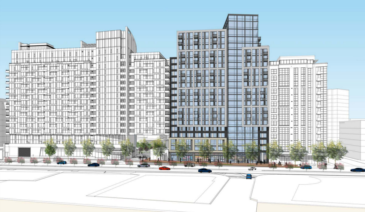 A New Look for One of the Largest Residential Projects in Bethesda: Figure 2