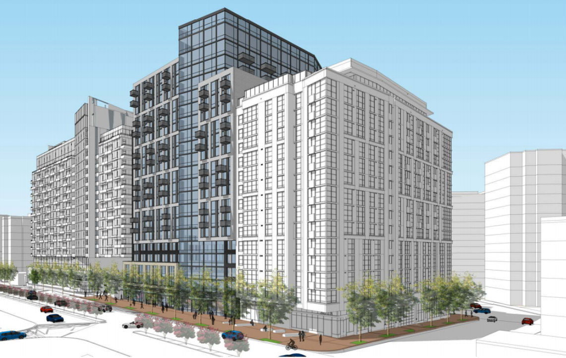 A New Look for One of the Largest Residential Projects in Bethesda: Figure 3