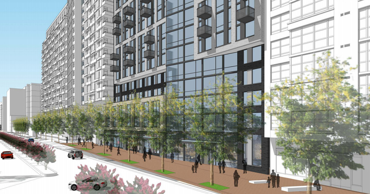 A New Look for One of the Largest Residential Projects in Bethesda: Figure 5