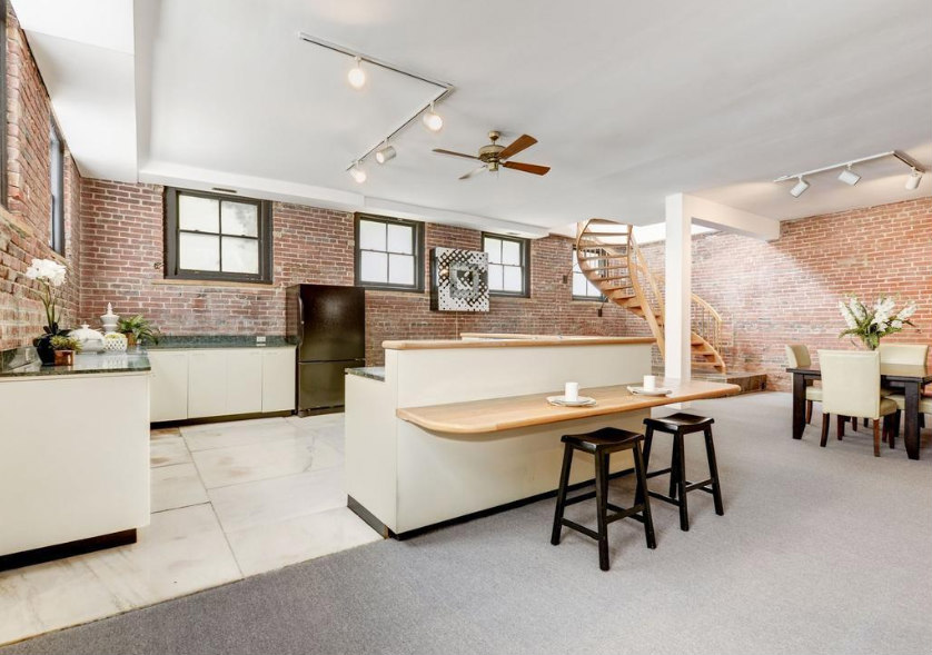 This Week's Find: One of DC's True Lofts Hits the Market: Figure 5