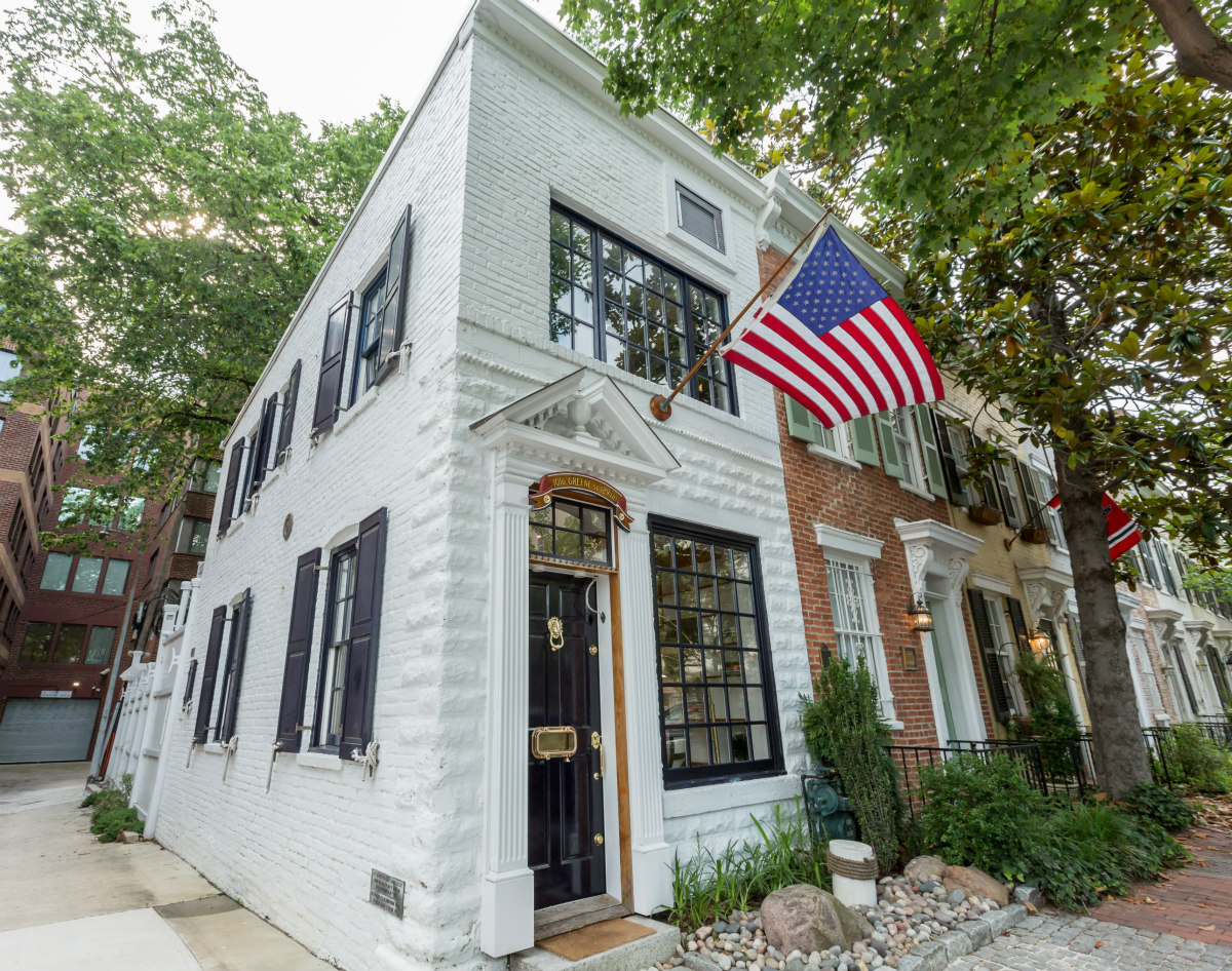 This Week's Find: Lighthouse-Style Living in Georgetown: Figure 1
